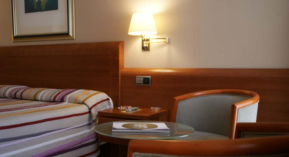 Suite Junior del Hotel Amadeus